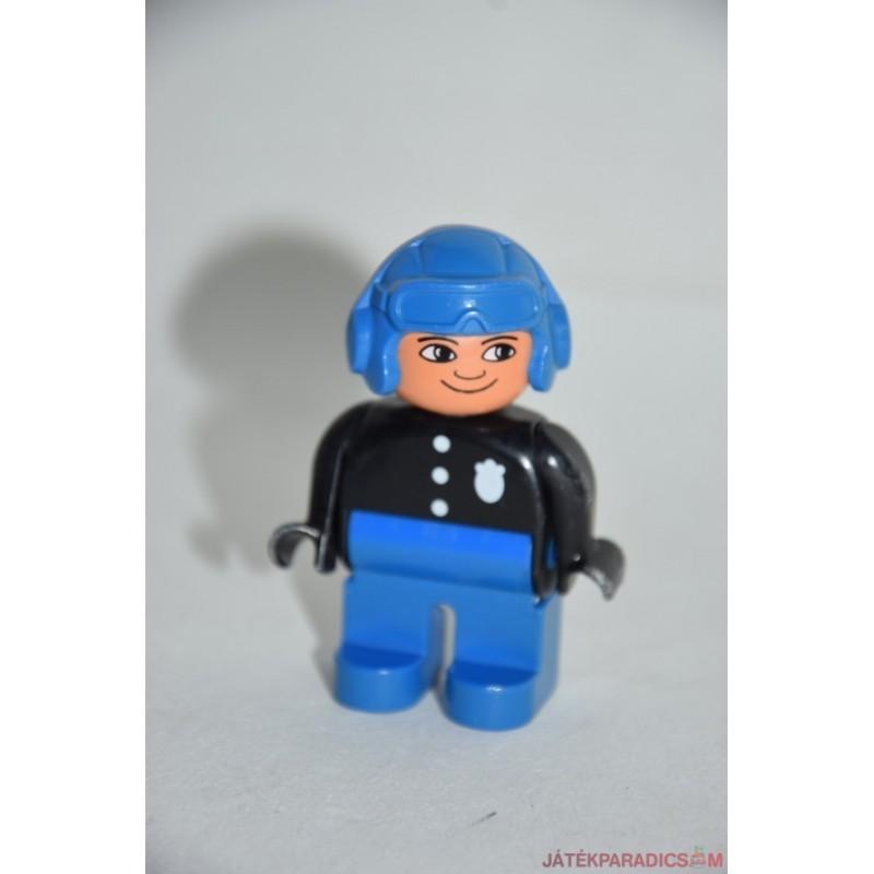 Lego Duplo motoros rendőr