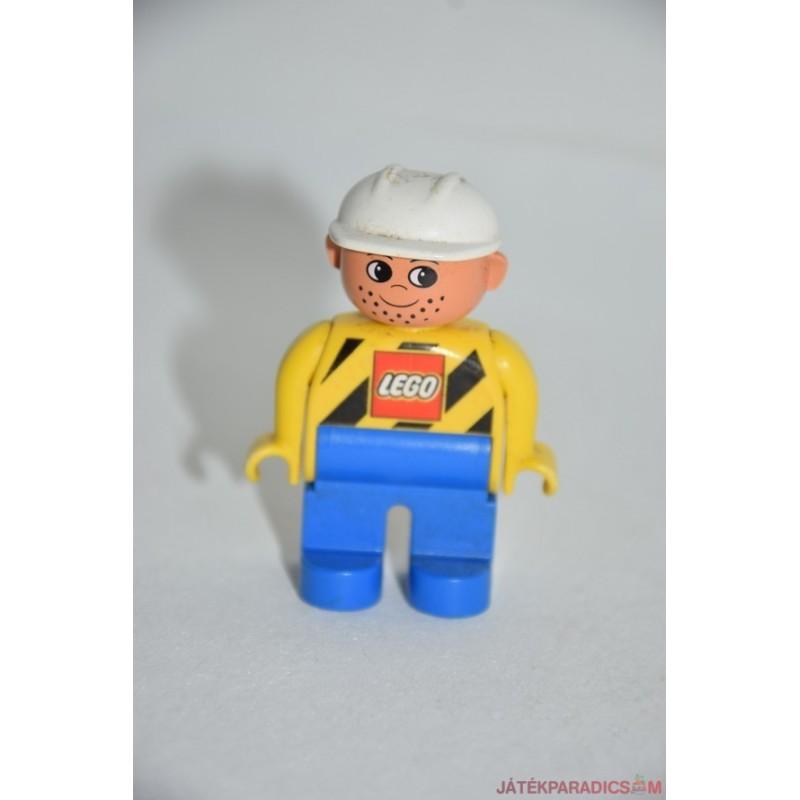 Lego Duplo vasúti munkás