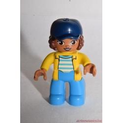 Lego Duplo baseball sapkás nő
