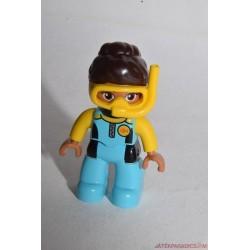 Lego Duplo búvár nő