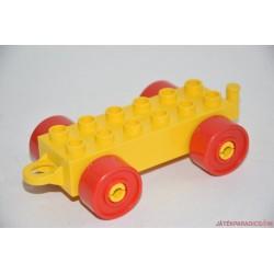 Lego Duplo sárga autó alap
