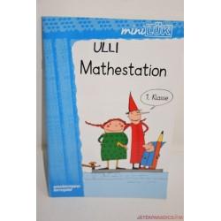 Mini Lük készségfejlesztő füzet matematika Iskola-előkészítő