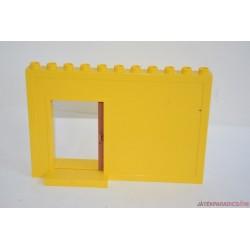 Lego Duplo fal elhúzható ajtóval