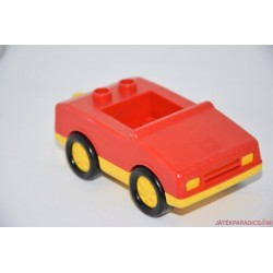 Lego Duplo piros autó