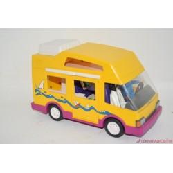 Playmobil lakókocsis készlet