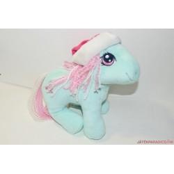 Labdás My Little Pony Mikulás sapkában