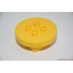 Lego Duplo sárga asztal