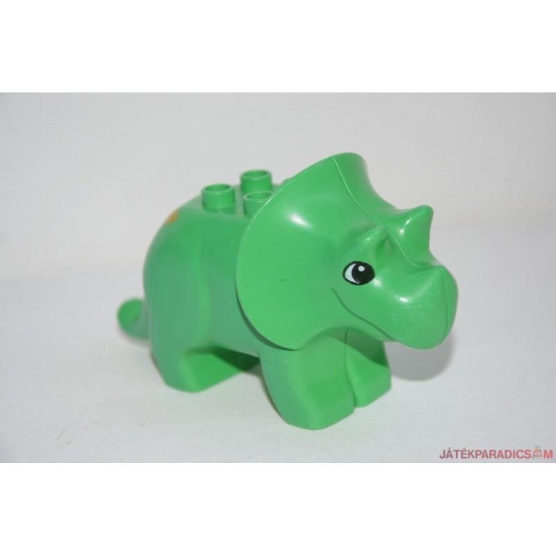 Lego Duplo triceratops