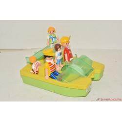 Playmobil vízibicikliző család E/8