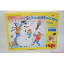 4150 HABA Schneemannspiel Hóember társasjáték