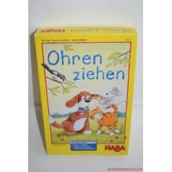 HABA 4470 Ohren Ziehen Hol a fülem? társasjáték