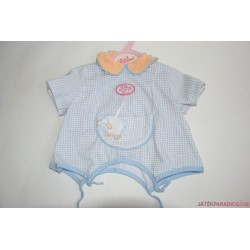 Baby Annabell kockás ruha
