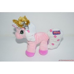 Filly Pony Rose unikornis plüss kulcstartó