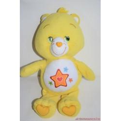 CARE BEARS Gondos bocsok Laugh-a-Lot Bear plüss maci