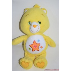 CARE BEARS Gondos bocsok Laugh-a-Lot Bear plüss maci