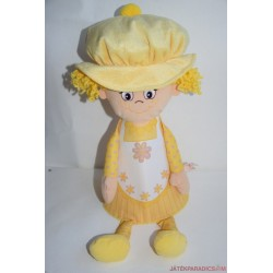 Little Muffin különleges citromsárga plüss baba
