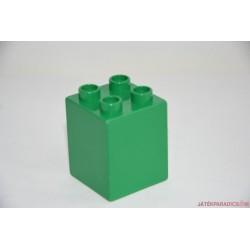 Lego Duplo zöld vastag tégla