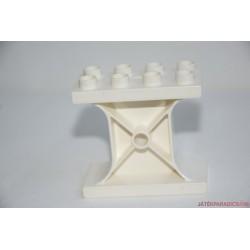 Lego Duplo kis fehér talpfa