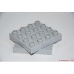 Lego Duplo szürke forgatható elem