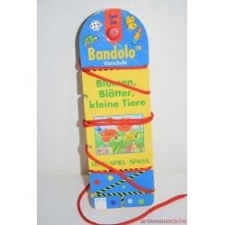 Bandolo készségfejlesztő fonalas párosító játék Set 56