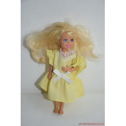 Barbie szőke kislány baba