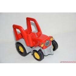 Lego Duplo piros traktor