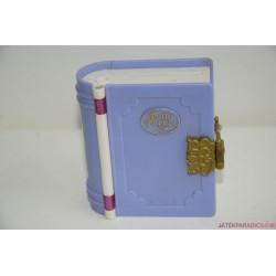 Vintage Polly Pocket könyv szelence
