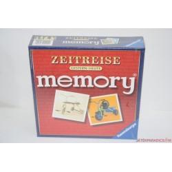 Régen és ma Ellentétek Memory memóriafejlesztő társasjáték Új!