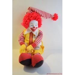 Ritkaság! Vintage Ronald McDonald bohóc