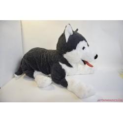 IKEA LIVLIG Husky plüss kutya