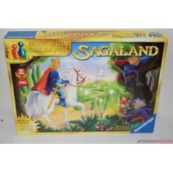 Sagaland Fantáziaország társasjáték Jubileumi kiadás! Ritkaság!