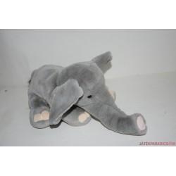 Különleges elefánt plüss báb