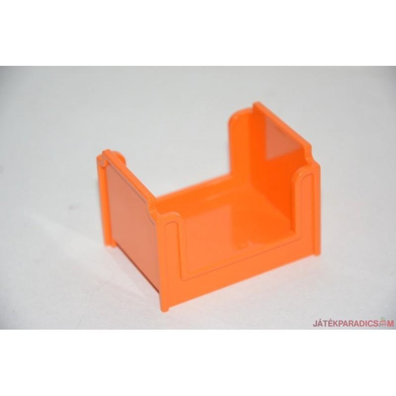 Lego Duplo narancssárga ágy