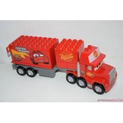 Lego Duplo Verdák Mack a csapatszállító kamion