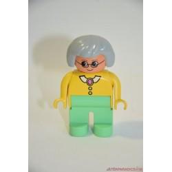 Lego Duplo szemüveges néni