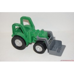 Lego Duplo emelős traktor