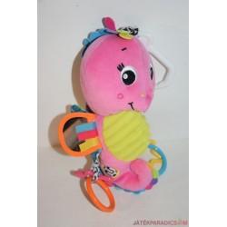 PlayGro csörgős plüss csikóhal