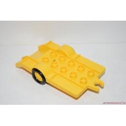 Lego Duplo autószállító tréler