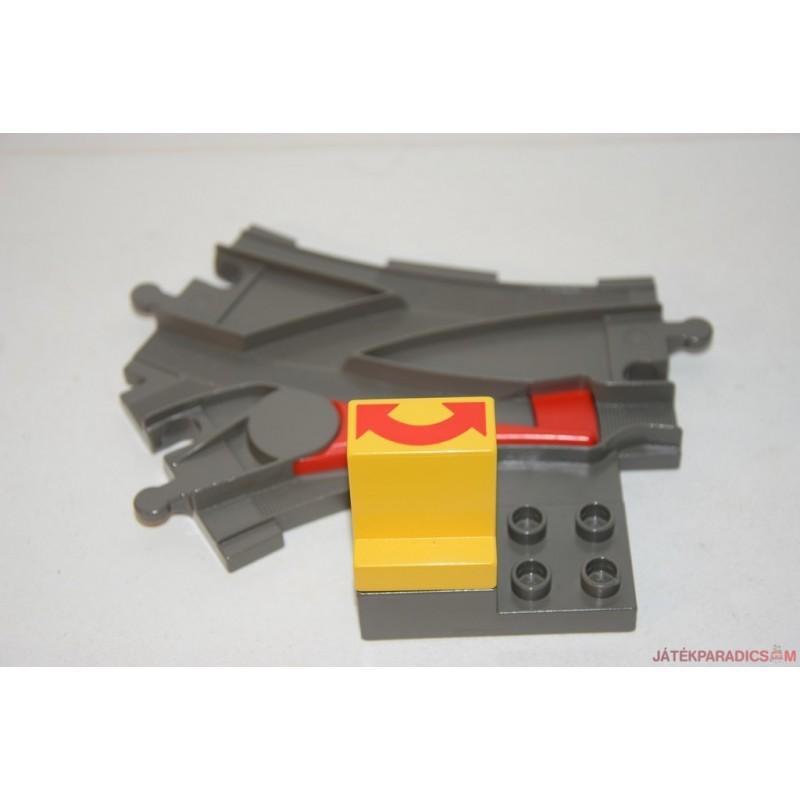 Lego Duplo váltó fordító elemmel