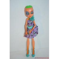 Monster High különleges színváltós szemű baba