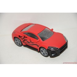 Piros sportkocsi