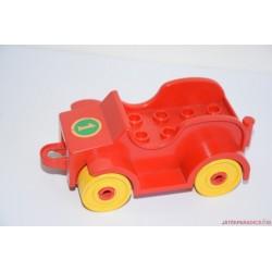 Lego Duplo építhető piros autó