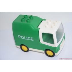 Lego Duplo Police rendőrségi autó