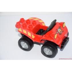 Lego Duplo tűzoltó quad