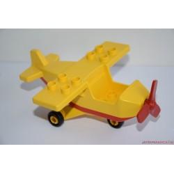 Lego Duplo sárga repülőgép