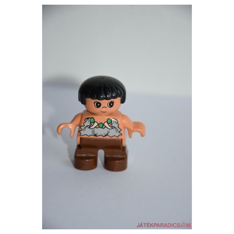 Lego duplo ősember gyerek