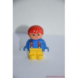 Lego Duplo vörös hajú kisfiú