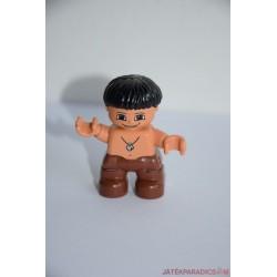 Lego Duplo ősember kisfiú figura