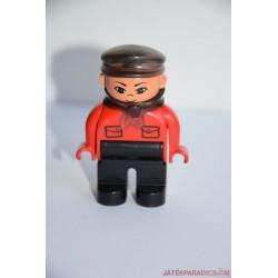Lego Duplo mozdonyvezető
