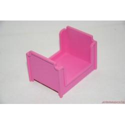 Lego Duplo rózsaszín ágy